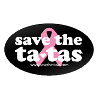 save the tatas logo